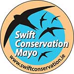 Swift Conservation Mayo Logo