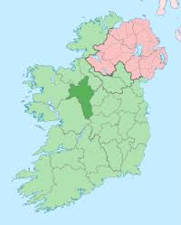 Map of County Roscommon