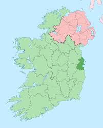 Map of County Dublin