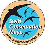 Swift Conservation Mayo Logo